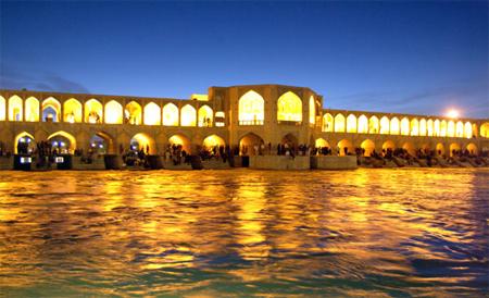 Esfahan perla de orinte