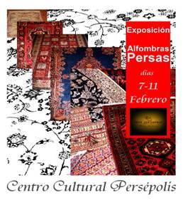 Exposici n de kilims y artesan a persa en madrid el 07 03 for Alfombras persas madrid