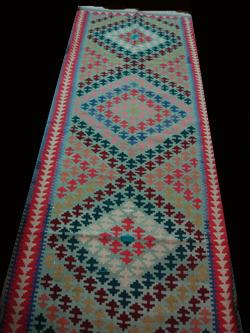 019 kilim pasillero lana persa centro pers polis for Alfombras kilim on line