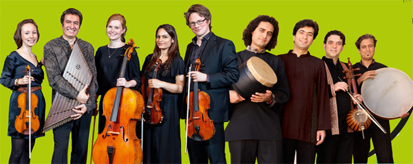 Rumi Ensemble tour 2013