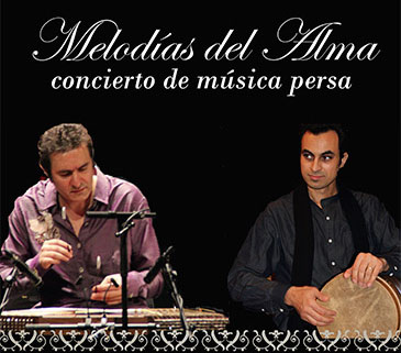 concierto musica persa madrid