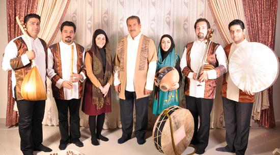 concierto musica irani