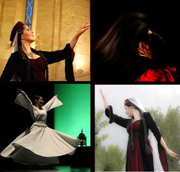 taller danza persa en Madrid