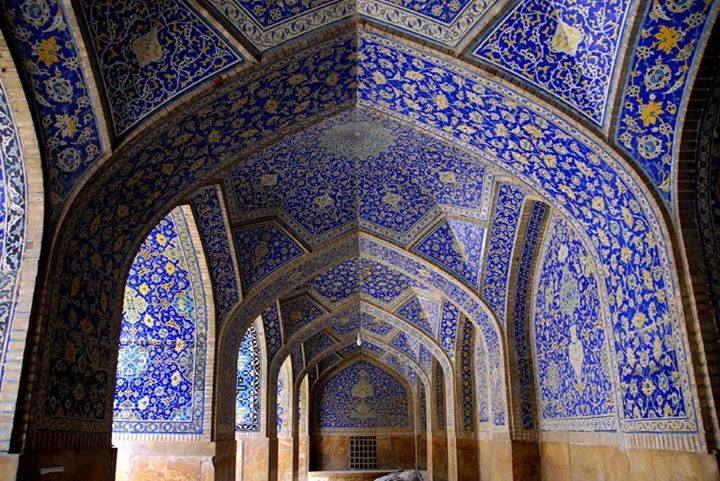 Imam-mosque-in-Isfahan-Iran