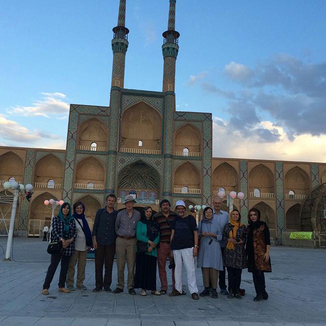 Foto grupo oriente viajes