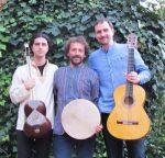 """Entrada para el concierto """"Trío Baramú; música persa-flamenco"""""""