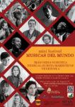 """Entrada para """"MÚSICAS DEL MUNDO"""" 30 DE OCTUBRE"""