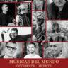 Entrada para: MÚSICAS DEL MUNDO; OCCIDENTE – ORIENTE 26 de noviembre