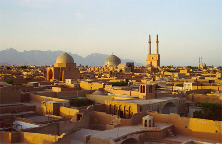 ciudad de Yazd