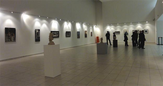 آثار هفت هنرمند نقاش و مجسمه ساز ایرانی درمادرید