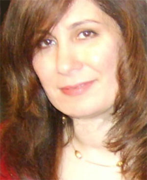 cantante Vida Afsari