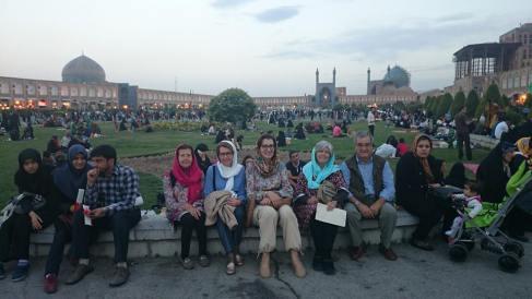 Grupo Benjamin en Iran