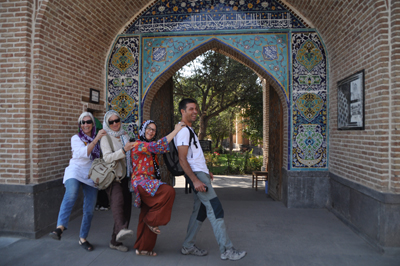 foto viaje a Iran 1
