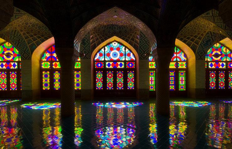 Shiraz-mezquita