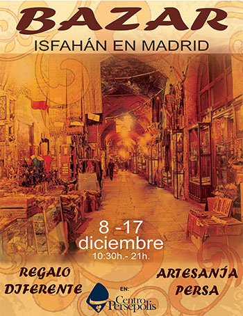 BAZAR-Isfahan-in-Madrid