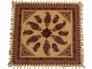 Manteles, Tapices, Cubrecamas, Cubresofás Estampados de algodón Qalamkar Iraní